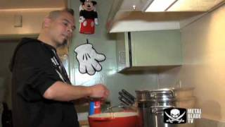 Cooking with Armored Saint part 2