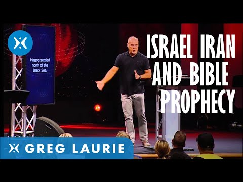 Israel, Iran, And America In Bible Prophecy (With Greg Laurie)