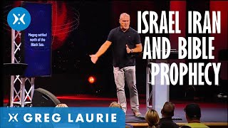 Israel, Iran, and America in Bible Prophecy