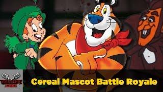 Cereal Mascot Battle Royale | DEATH BATTLE Cast thumbnail