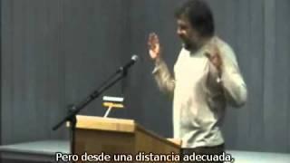 """Why only atheists can truly believe"" por Slavoj Zizek- Parte 2 ( v.o.s.e.)"