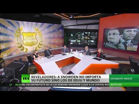 Snowden se reúne en Moscú con denunciantes de actos de la CIA, NSA y FBI