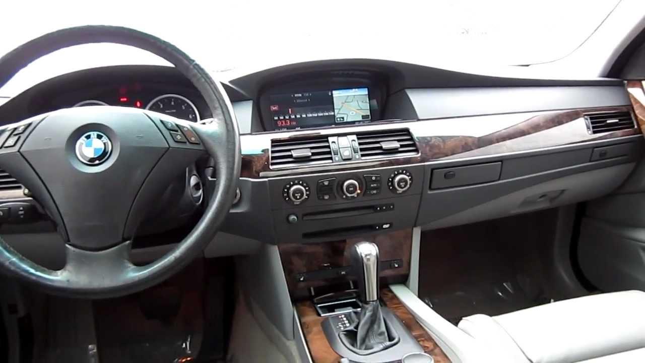 2006 bmw interior