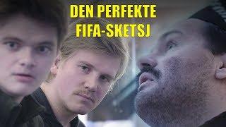 Den Perfekte FIFA-sketsj