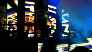 """Boys Noize @ Creamfields 2011- """"Reptilian Tank"""""""