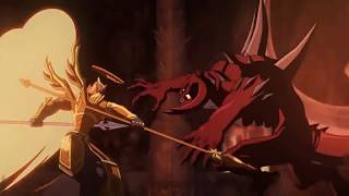 GIEMSI - Demon si Inger (Diablo Oficial Video)