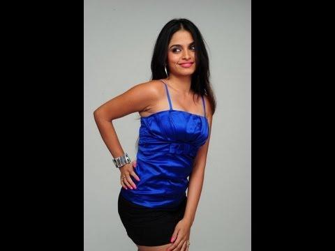 Sheena Hot Blue dress Video