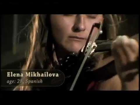 Preliminary selection to 14th International H. Wieniawski Violin Competition (Bergamo, Italy) 2010