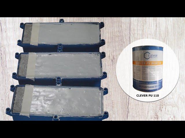 cách thi công chất chống thấm pu 110 trên bê tông