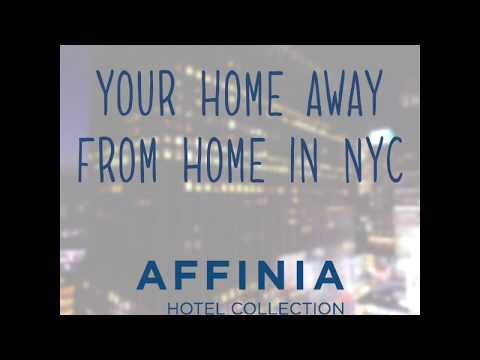 Stay A While at Affinia | Extended Stay | Affinia Hotel Collection