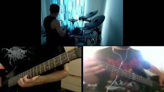 darkthrone   en vind av sorg full band collaboration cover