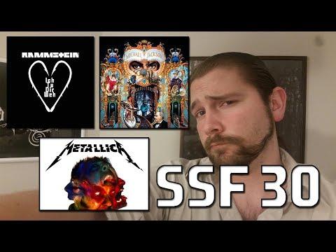 SONG SUGGESTION FRIDAY #30 (Michael Jackson, Metallica, Rammstein)