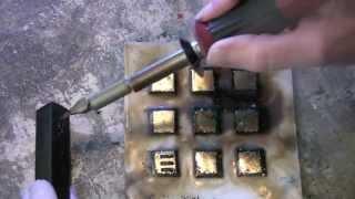 Encaustic Technique 12 Hot Wax Stylus