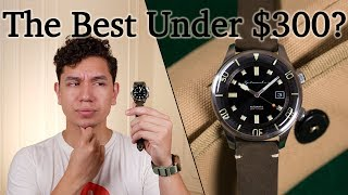 Spinnaker Bradner Review - This or the Dan Henry 1970? - The Best Compressor Dive Watch Under $300
