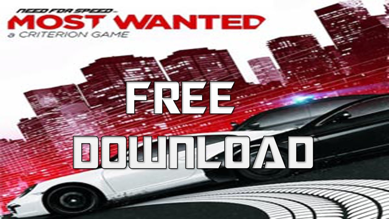 free download need for speed most wanted 2012 for windows 10