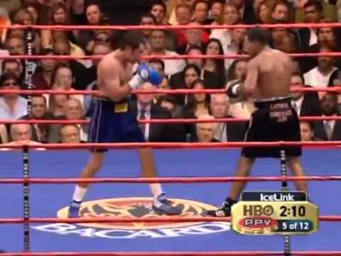 BOXEO Oscar De La Hoya Vs Ricardo Mayorga