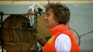Amphibious Motorbikes | Top Gear