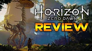 Horizon Zero Dawn Review - Zero Regrets   PS4 Pro Gameplay