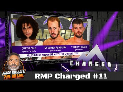 Rocky Mountain Pro Charged - Unholy War - Pro Wrestling Elevated
