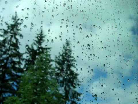 Llueve sobre mi