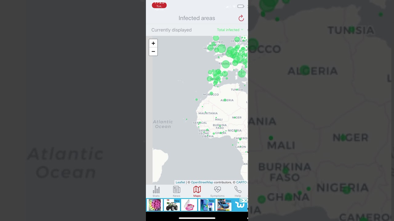 teniasis földrajzi eloszlása