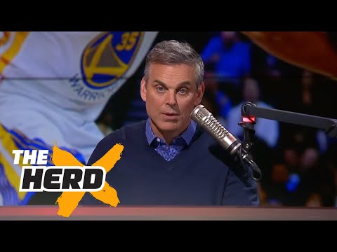 Steph Curry is the most valuable player on the Warriors going into 2017 NBA Finals | THE HERD