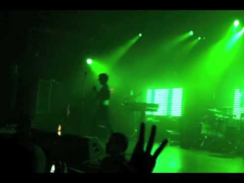 Glassjaw at Best Buy Theater 3/24/11 Pink Roses mp3