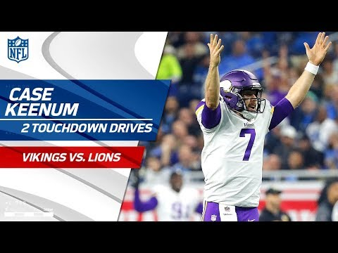 Minnesota Gobbles Up Two-Score Lead Early on Thanksgiving Day! | Vikings vs. Lions | NFL Wk 12