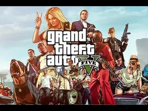 Grand Theft Auto V   Русская озвучка FlowGames