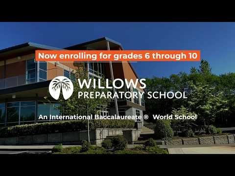Apply Now for Willows Preparatory School (WPS)!