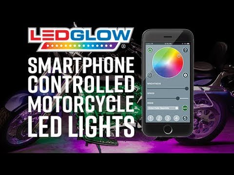 Ledglow Motorcycle Led Lights With