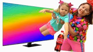 Anabella si televizorul  Istorioara amuzanta pentru copii