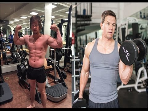 Mark Wahlberg Workout Routine  2016