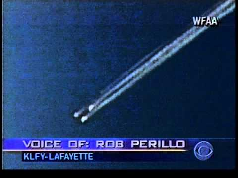 Space Shuttle Columbia Disaster - Rob Perillo Reporting Part 1