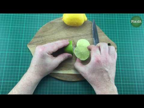 Keeping Lemons Fresh After Cutting
