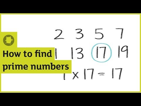 How to find prime numbers and factors | Oxford Owl