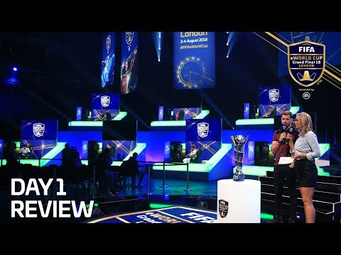 FIFA eWorld Cup 2018 - Day 1 REVIEW