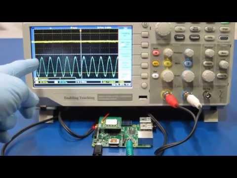 Tek 1052B-EDU Oscilloscope & EnOcean EOP-350 Universal Programmer Board Unboxing