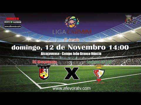 Liga CARMIM 2017/2018,   6ª Jornada - SCA 0x1 LGCSAD