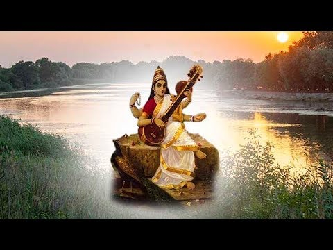Sarasvati Uses Her Mantra to Purify Nations, Continents and our Earth
