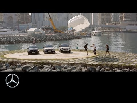 Defy your limits with Mercedes-Benz Middle East and XDubai.