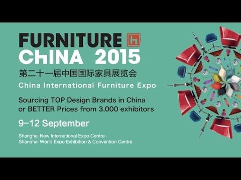 china international furniture fair 2015 2