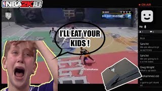 I MADE A KID CRY AND BREAK HIS PS4 LIVE ON STREAM! 9YR OLD SQUEAKER RAGES!