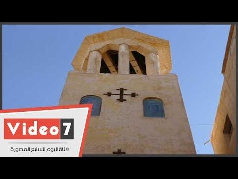حكاية باب النبؤات الذى سرد تاريخ المسيحية من بدايتها حتى آخر الزمان