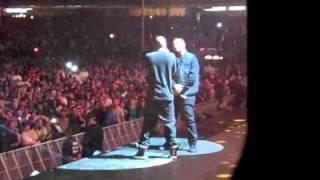 Jay-Z & Drake perform Light Up at Yankee Stadium!