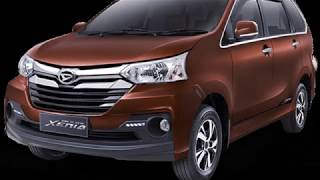 GREAT NEW XENIA 2015 & 8 WARNA TIPE D ,M ,X ,R ,R SPORTY