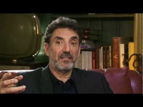 "Chuck Lorre on the genesis of  ""The Big Bang Theory"" - EMMYTVLEGENDS.ORG"