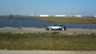 Bugatti Veyron Lake Crash-- Original Video- 1st hand account