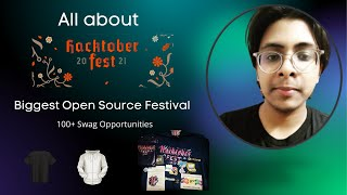 All about Hacktoberfest 2021   Gęt started with Open Source   100+ Swag Opportunities