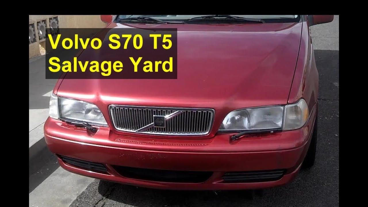 Volvo S70 T5 Restoration Junk Yard Run Auto Repair Series Youtube